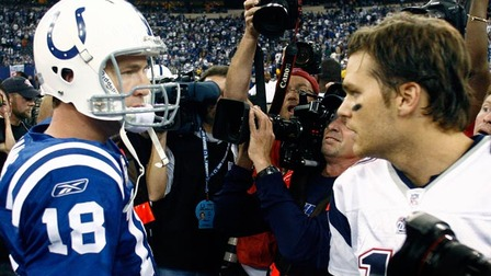Image result for patriots colts 2007