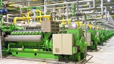 نیروگاه مقیاس کوچک CHP با مولدهای گازسوز - برق صنعتی