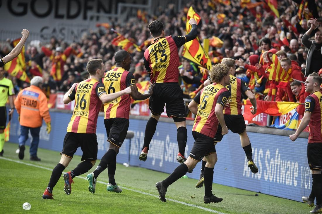 Spielt gegen kv mechelen am 17. Promotiefinale Eindigt Op Sensationeel Slot Niet Beerschot Het Nieuwsblad Mobile
