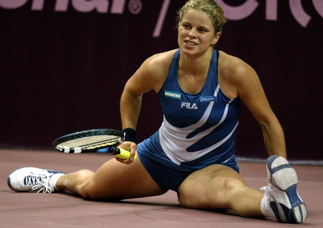 Kim Clijsters Kondigt Comeback Als Professionele