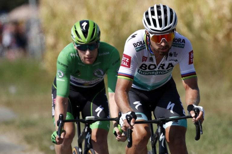 Mathieu van der Poel and defending champion Mads Pedersen pass for World Championships, Peter Sagan decides in Paris