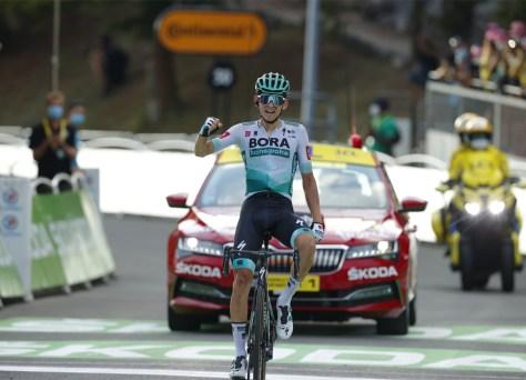 """Kämna solos para a vitória no Tour de France: """"Um grande alívio para mim e para a equipe"""""""