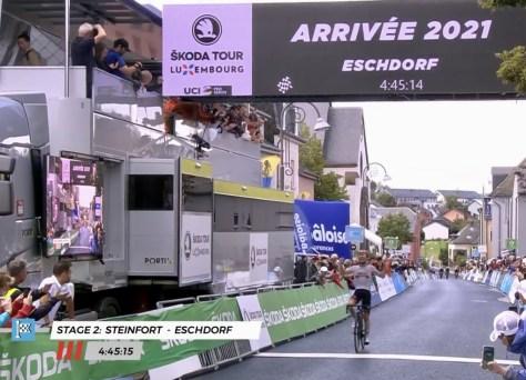 Marc Hirschi registra a primeira vitória da temporada no Tour de Luxembourg, a Copa do Mundo tem um favorito