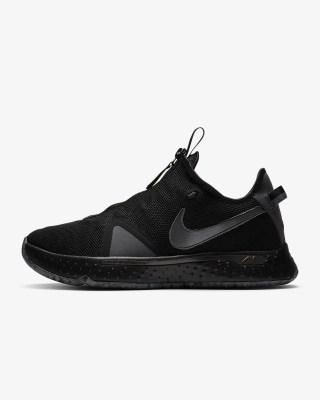Nike PG 4 'Black / Dark Grey' .97 Free Shipping
