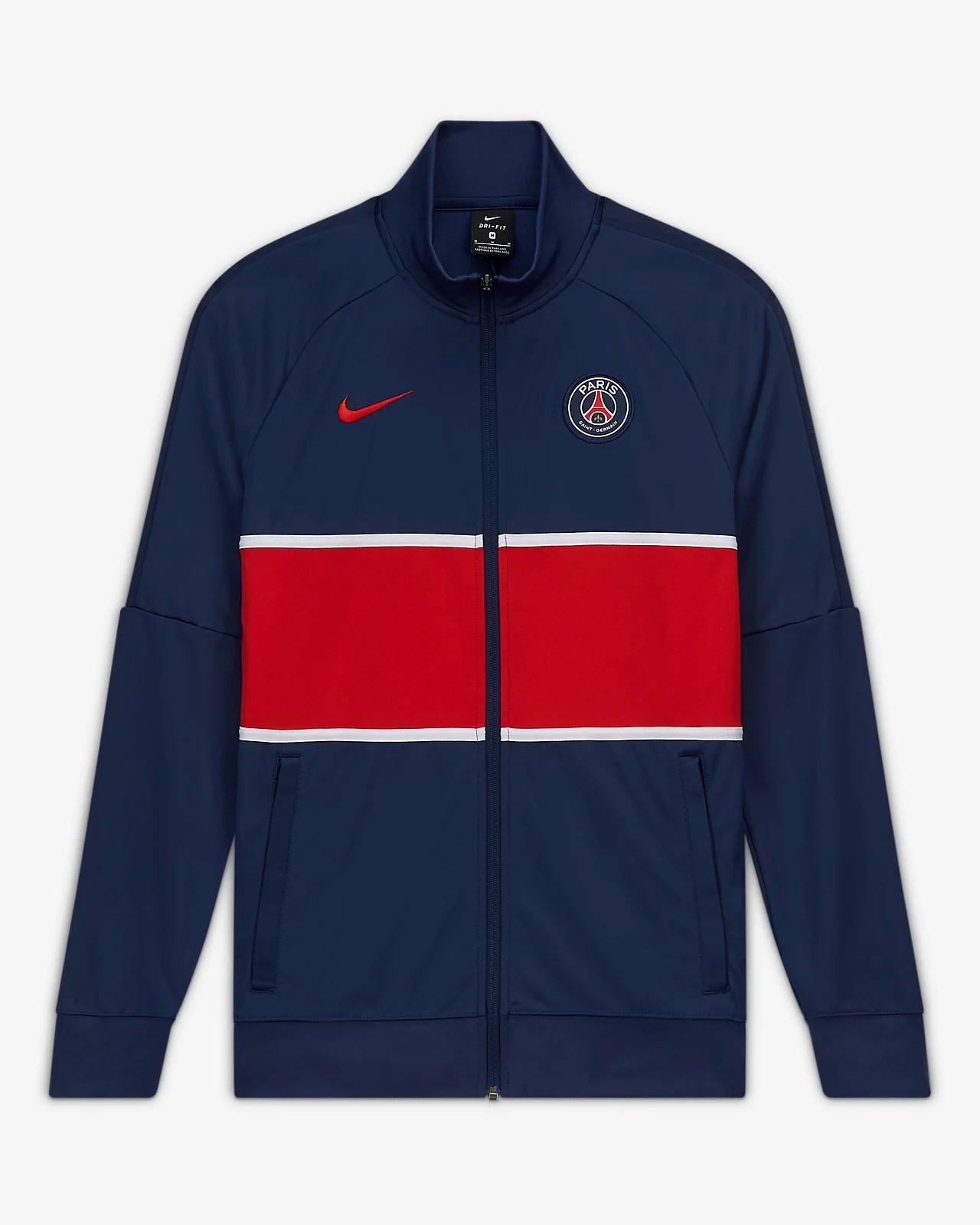paris saint germain men s track jacket