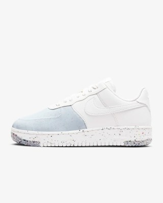 Nike Air Force 1 Crater 'Summit White' .97 Free Shipping