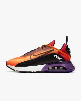 Nike Air Max 2090 'Magma Orange / Eggplant' .97 Free Shipping