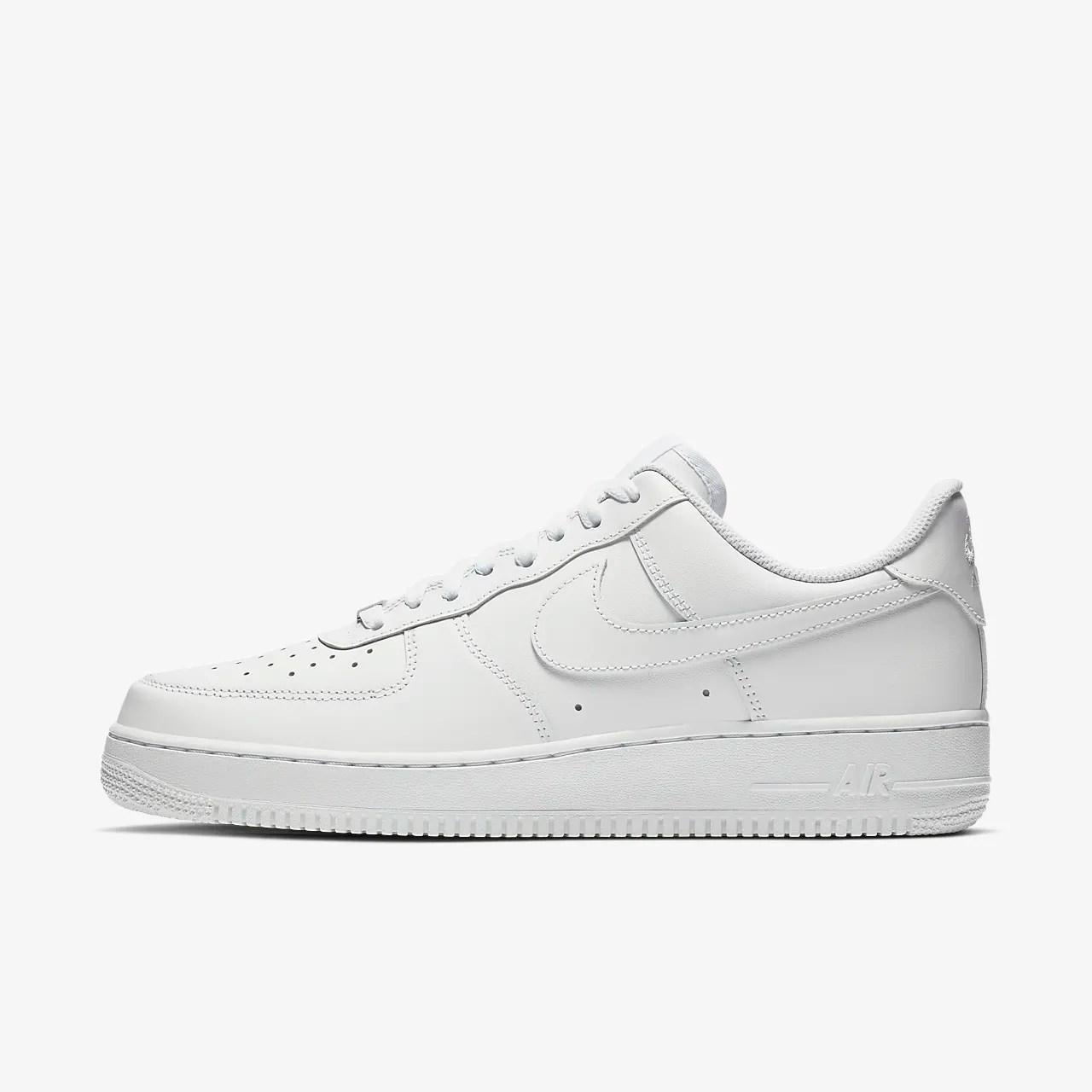 Nike Air Force 1 '07 'White'