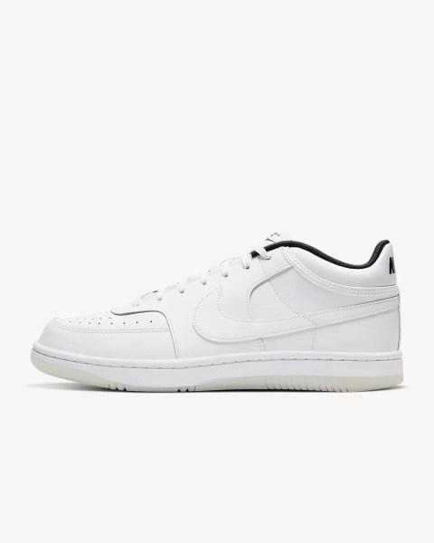 Nike Sky Force 3/4 'White / Black' .97 Free Shipping