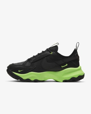 Women's Nike TC 7900 'Black / Ghost Green' .99 Free Shipping