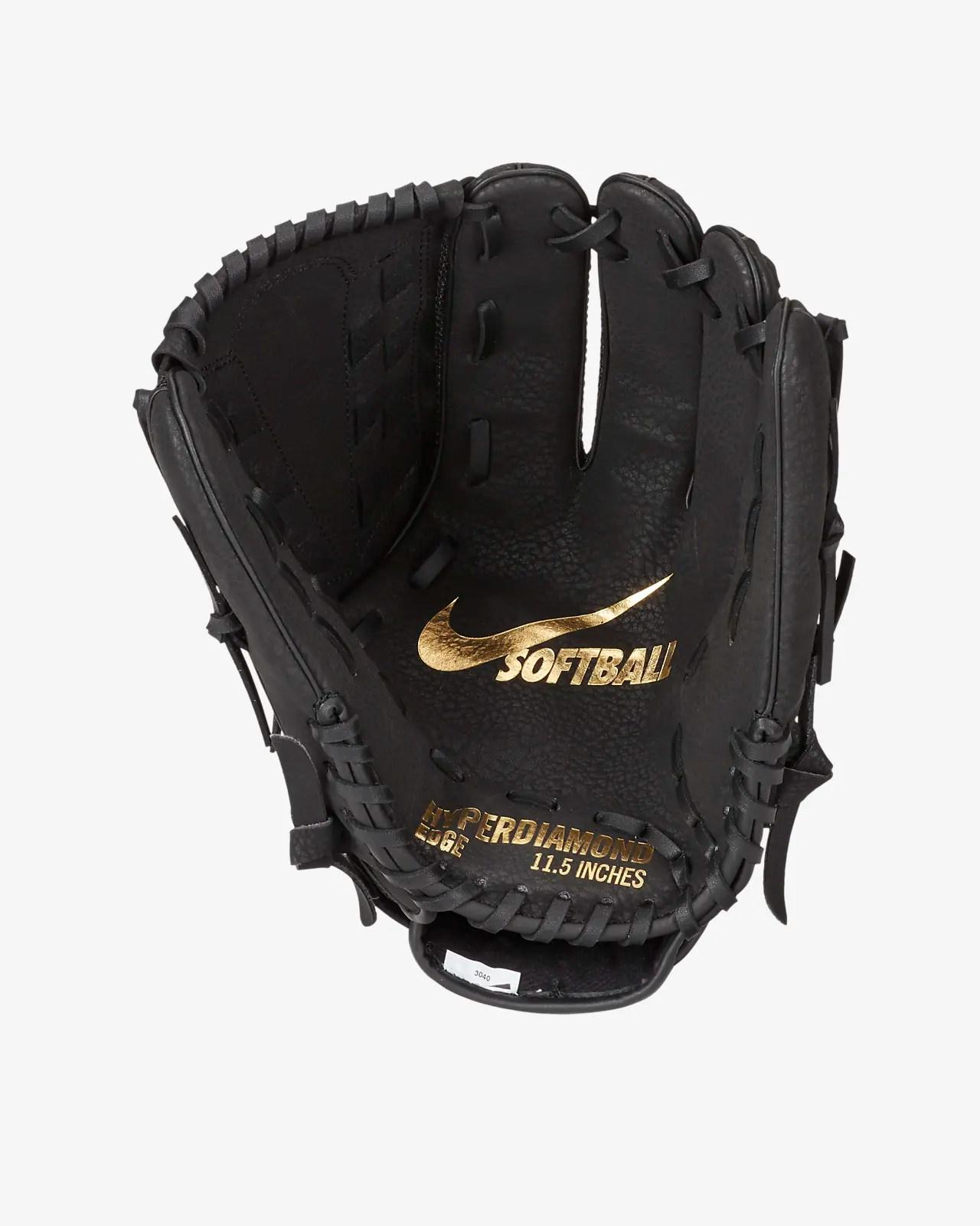 Glove Softball : glove, softball, Hyperdiamond, Kids', Softball, Fielding, Glove., Nike.com