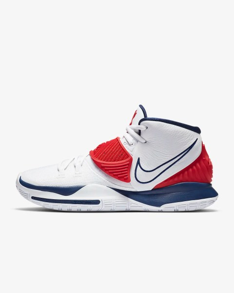 Nike Kyrie 6 'USA' .97 Free Shipping
