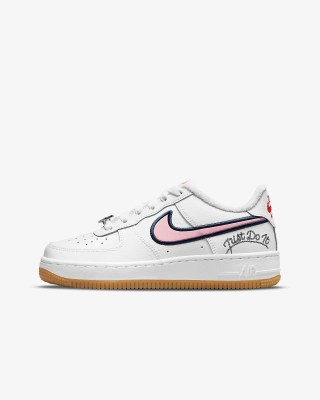 GS Nike Air Force 1 LV8 'Just Do It'