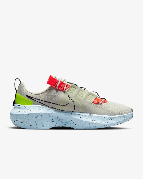 Nike Crater Impact 'Stone / Volt'