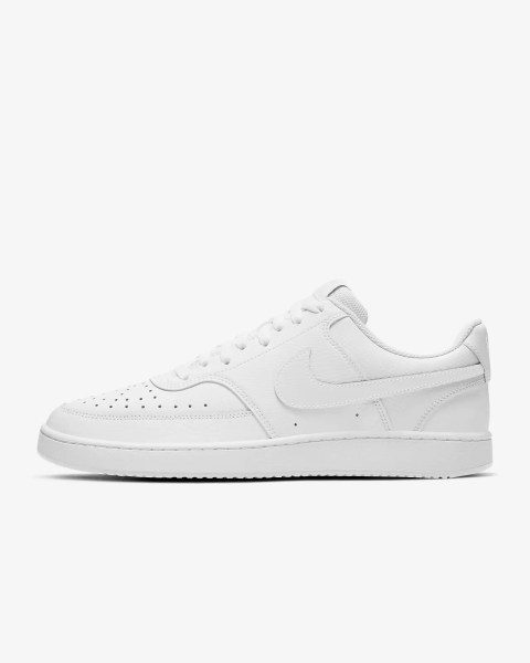 Nike Court Vision Low 'White' .97 Free Shipping