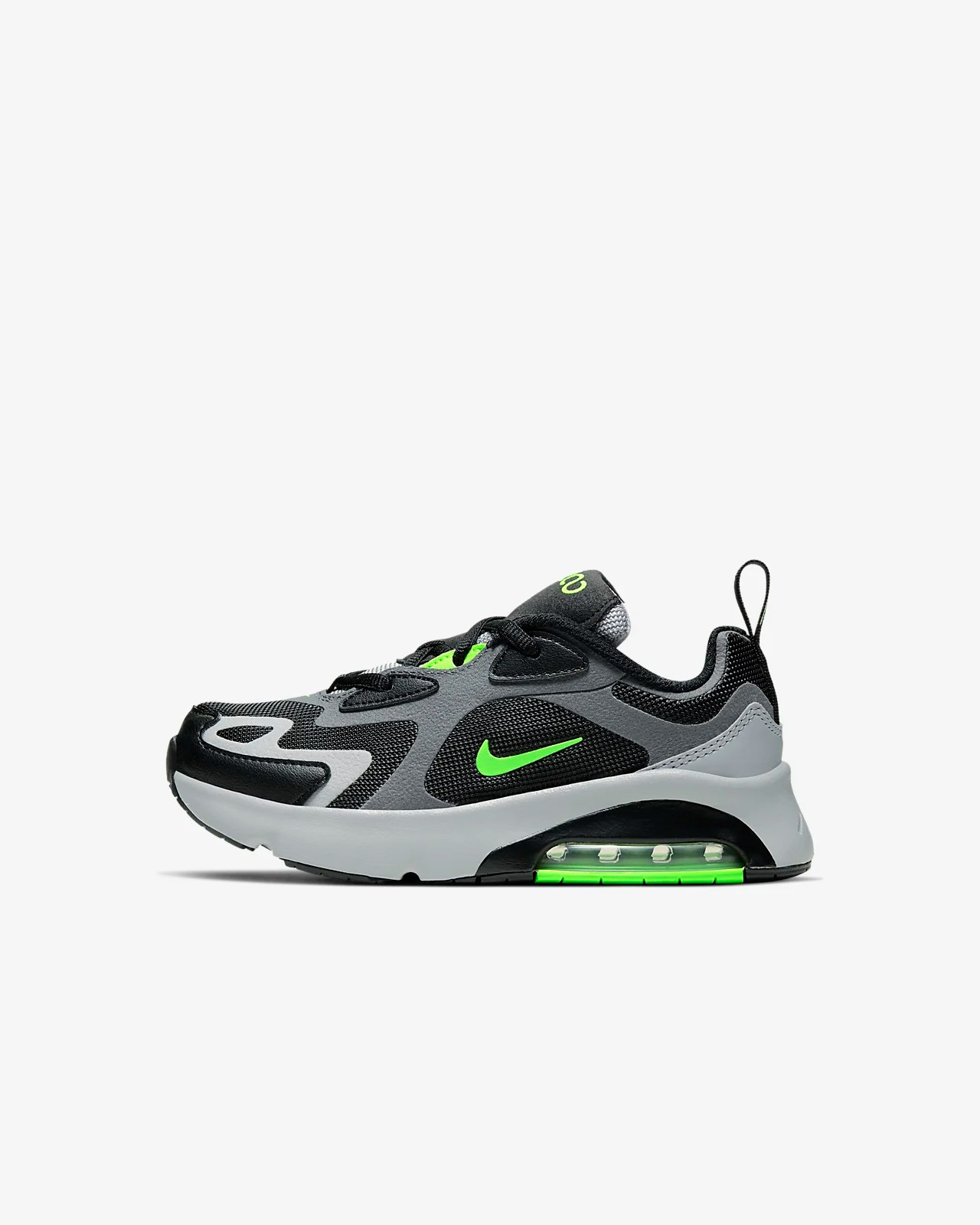 nike air max 200 younger kids shoe
