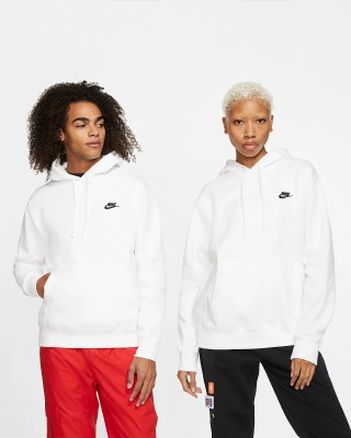 Nike Sportswear Club Fleece Hoodies .97 Free Shipping