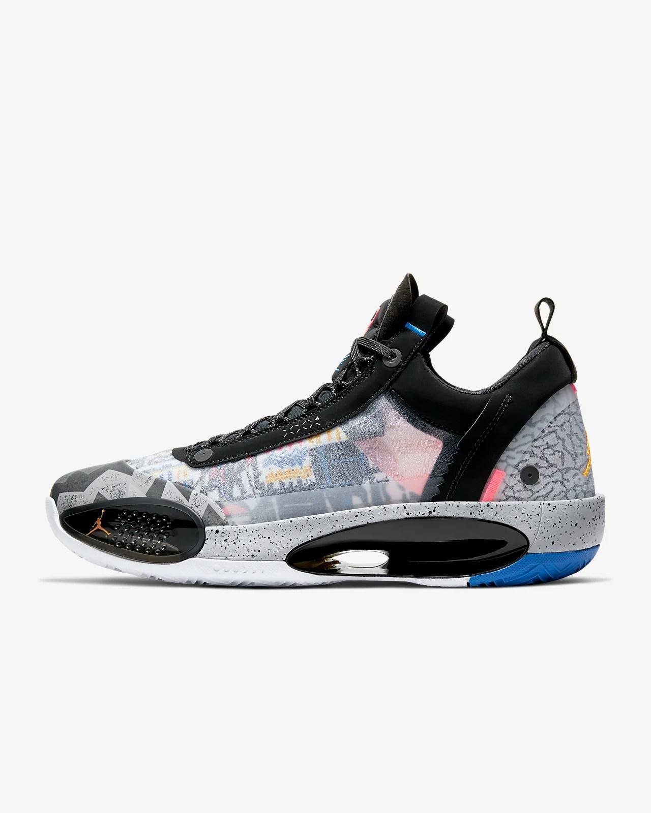 Air Jordan XXXIV 低筒 PF 籃球鞋. Nike TW