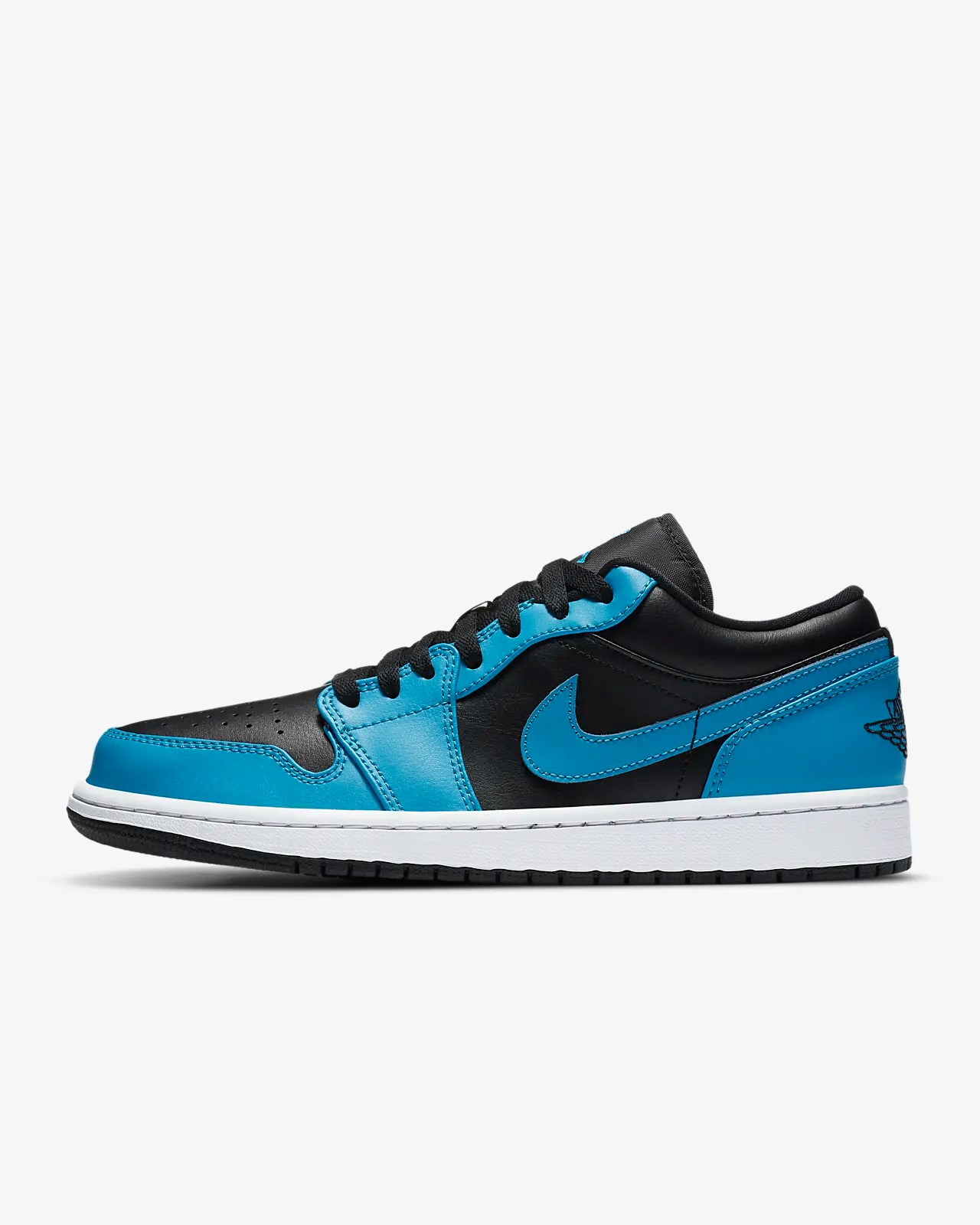 Air Jordan 1 低筒鞋款。Nike TW