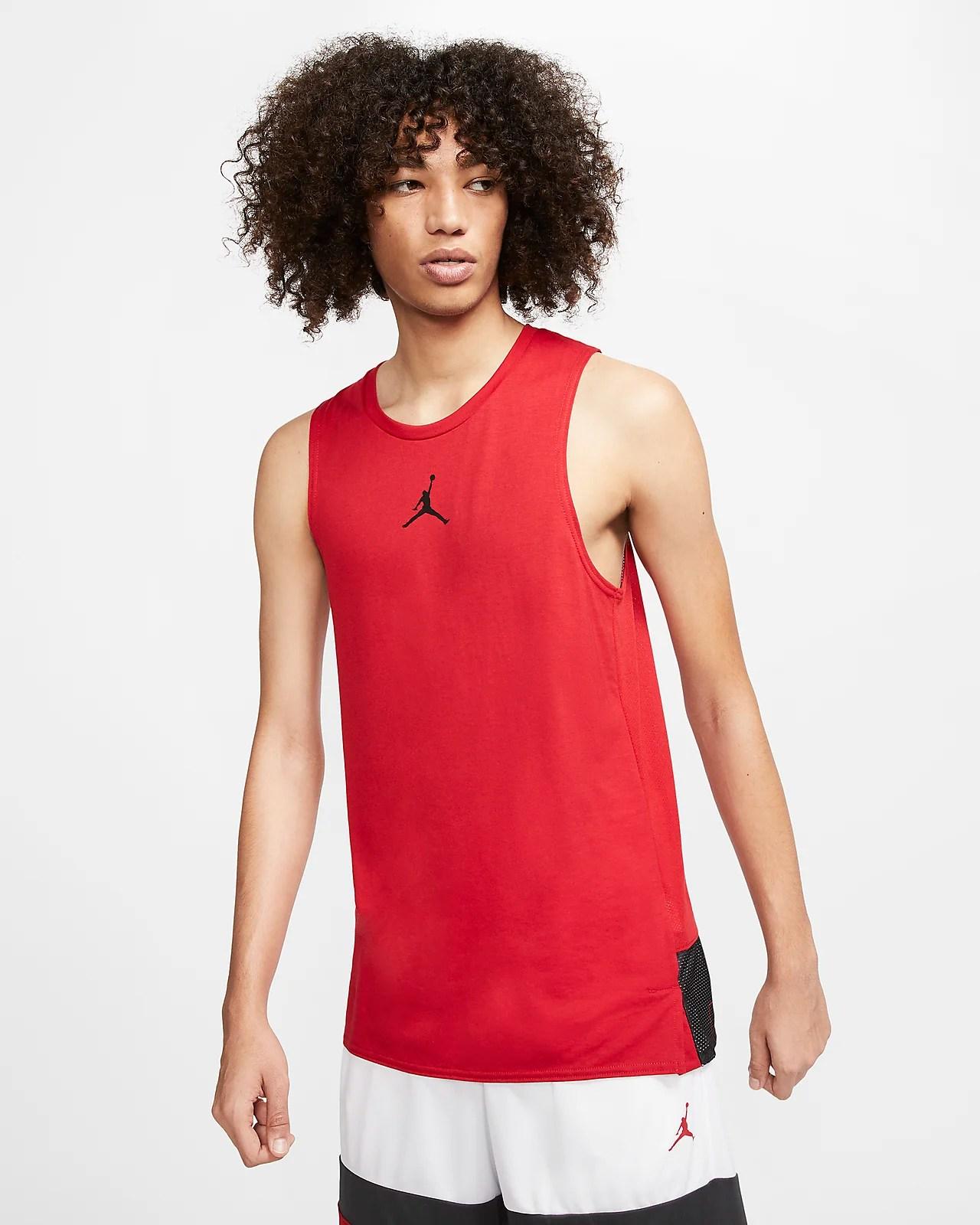 Jordan 23 Alpha 男款球衣。Nike TW