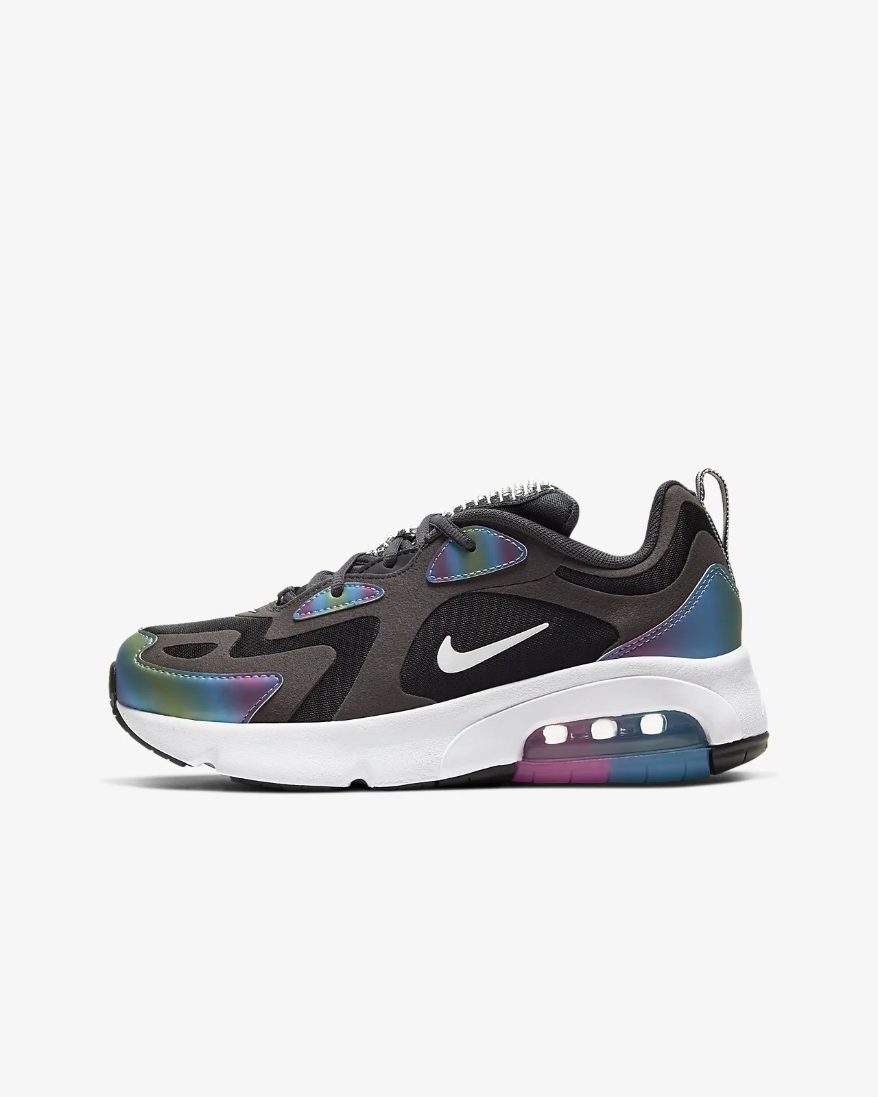 Nike Air Max 200 大童鞋款。Nike TW
