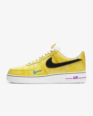 Nike Air Force 1 '07 LV8 'Love Peace, & Basketball'