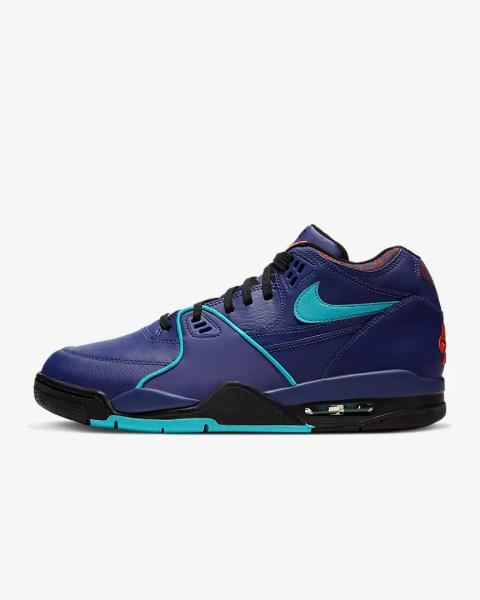 Nike Air Flight '89 'Regency Purple' .97 Free Shipping