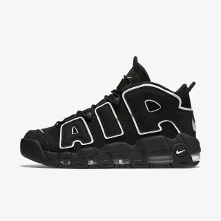 Nike Air More Uptempo 'Black / White'