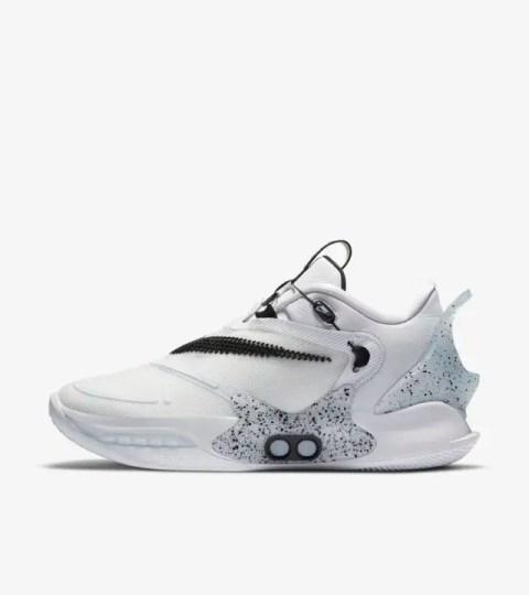 Nike Adapt BB 2.0 'White / Cement'