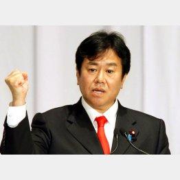 日本会議からの脱会の真相を語った原口一博元総務相(C)日刊ゲンダイ
