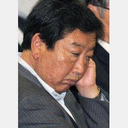 政権転落のA級戦犯(C)日刊ゲンダイ