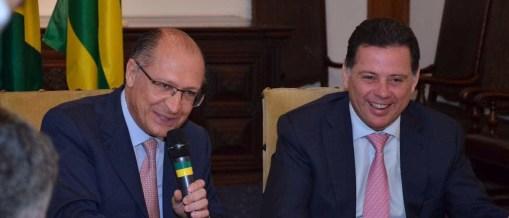 Resultado de imagem para alckmin e perillo