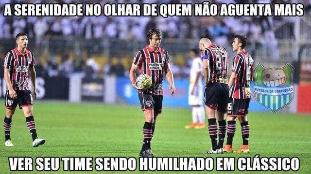 Derrotas de Flamengo e São Paulo dominam os memes da rodada