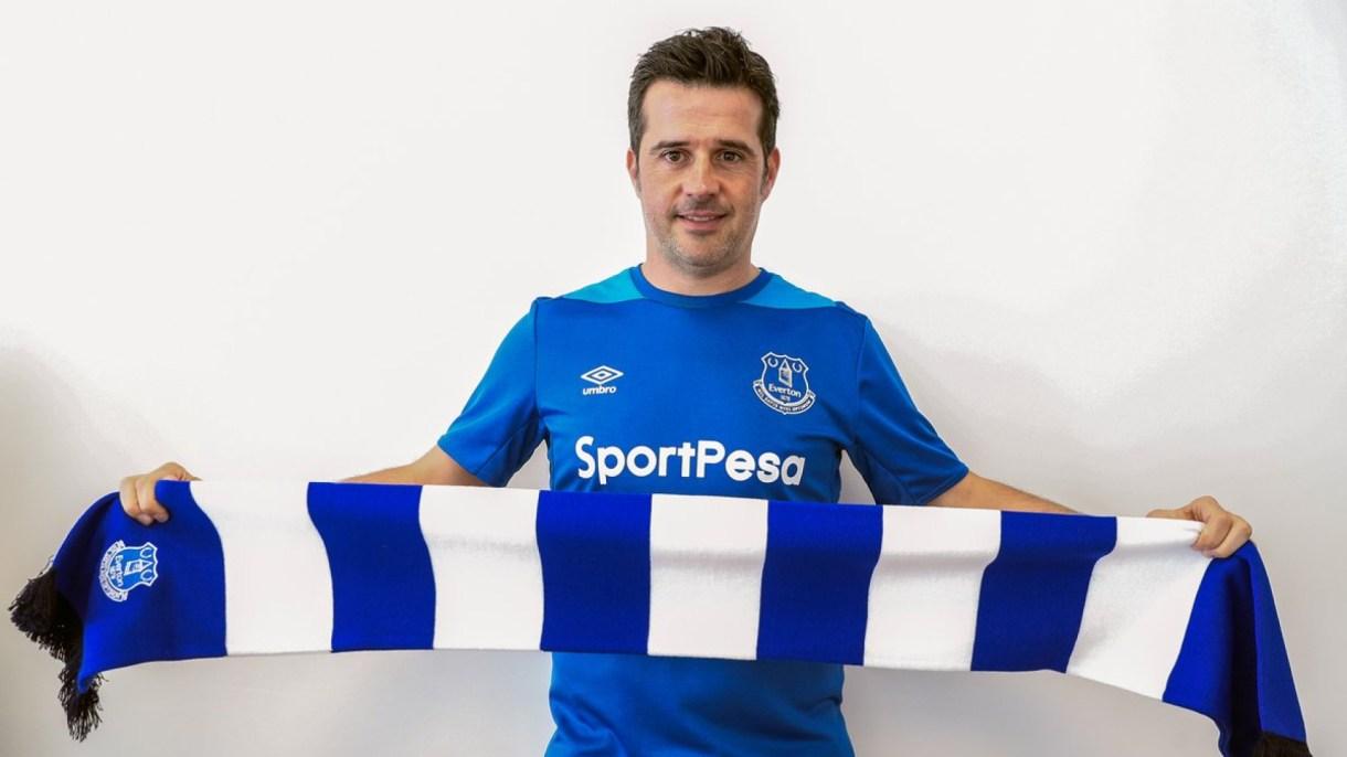 Oficial: Marco Silva anunciado no Everton