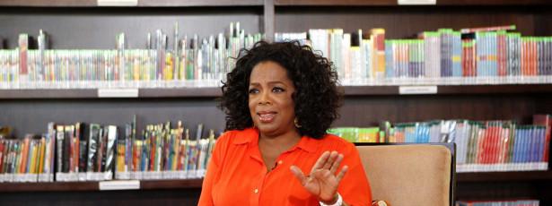 Oprah foi vítima de racismo