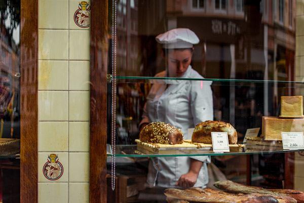 chaine de boulangerie