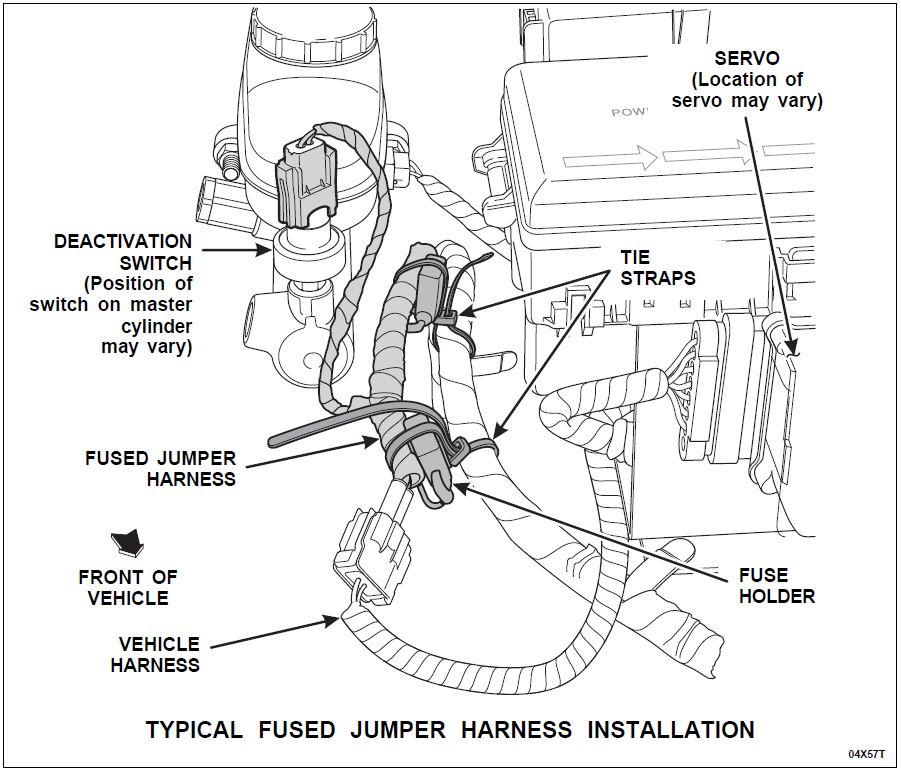 05S28 – Speed Control System Modification