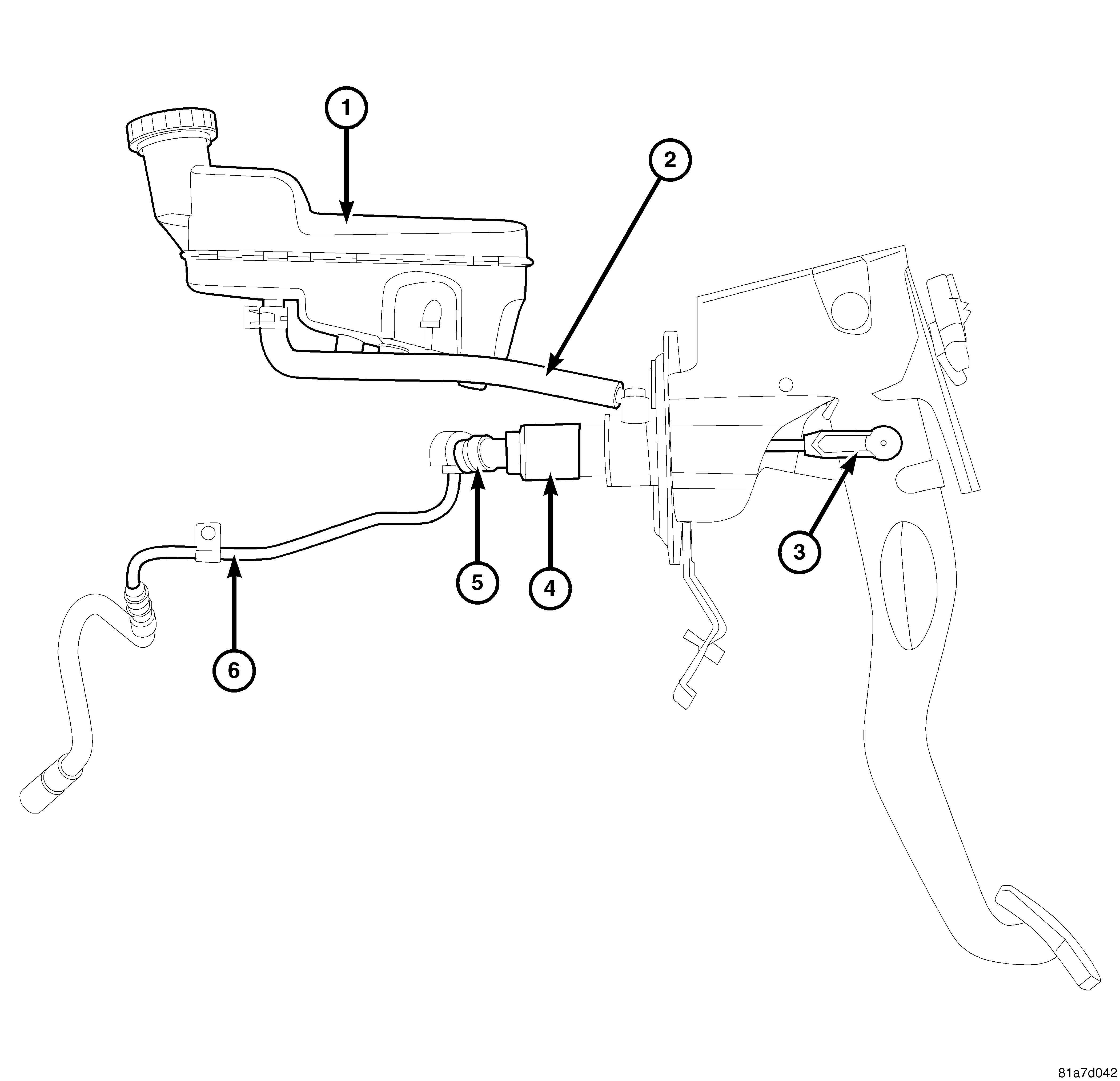 Clutch Pedal Squeak
