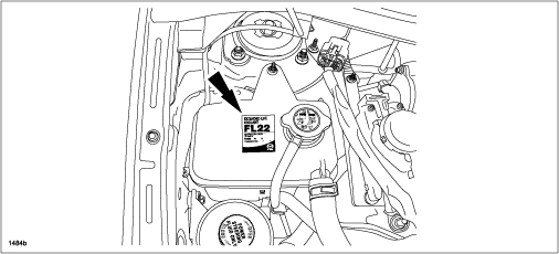 Pre-Mixed Long-Life FL22 Engine Coolant