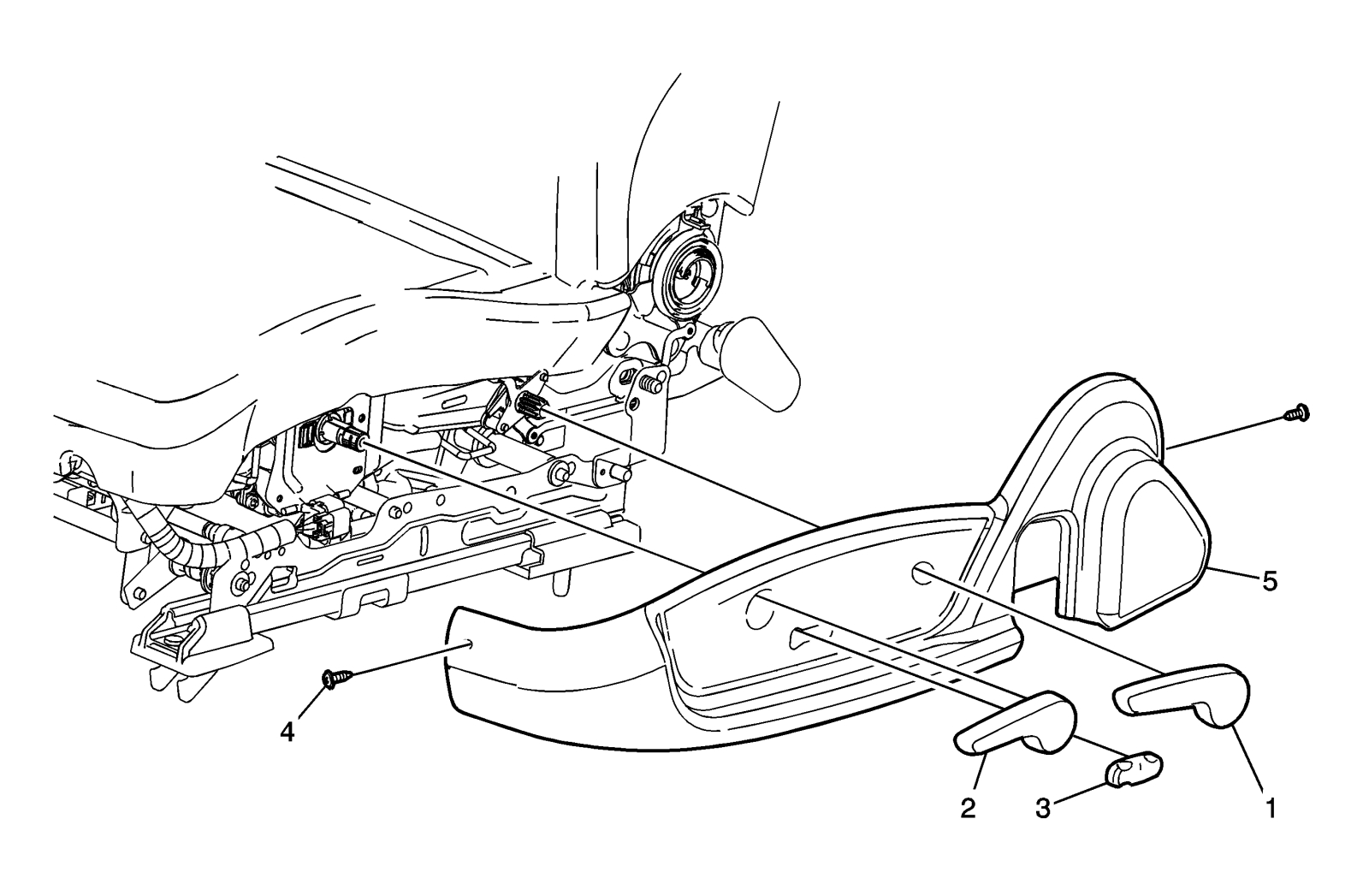 Seatbelt Pretensioner Harness Out Of Position Airbag