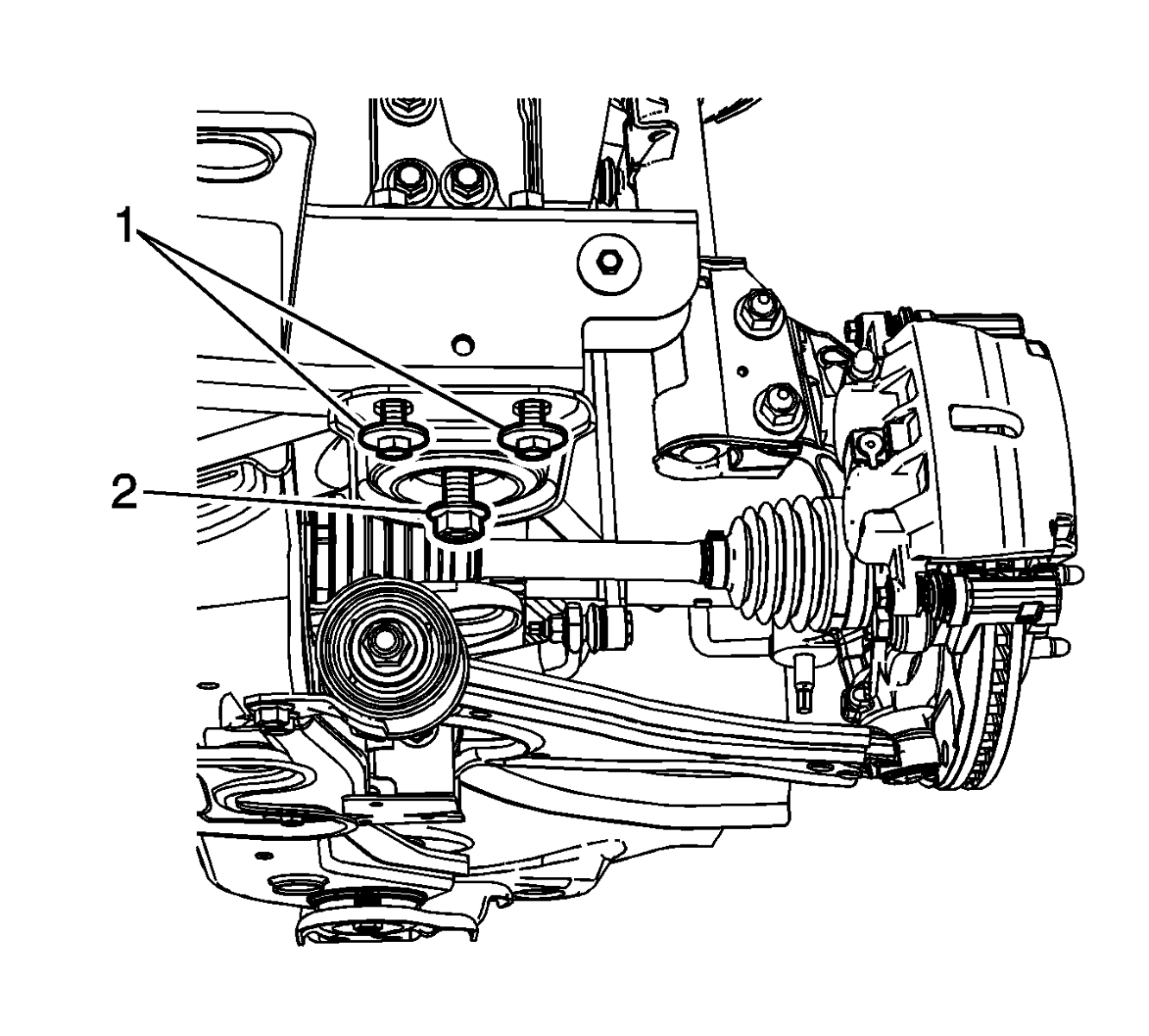 Loss Of Power Steering Assist Buick Chevrolet