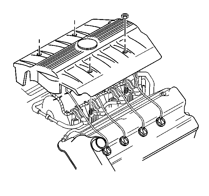 04014 – Engine Fuel Rail – Replace