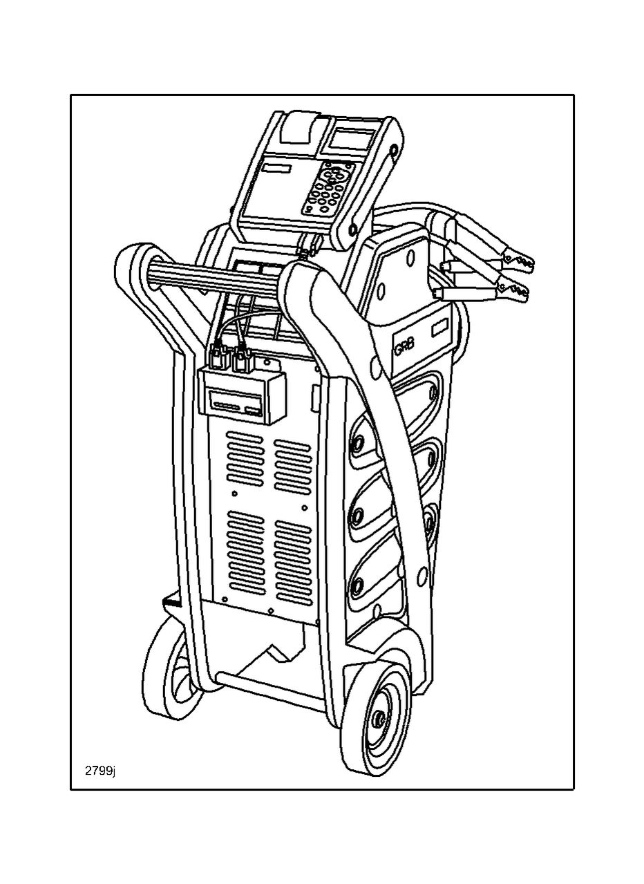 i-ELOOP Battery Service Information