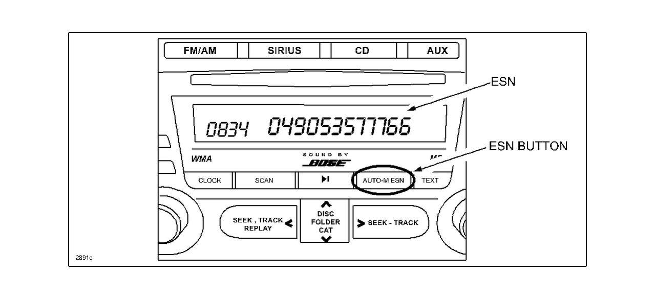 SiriusXM Satellite Radio Registration