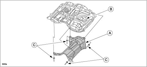 Noise from Fuel Tank Insulator