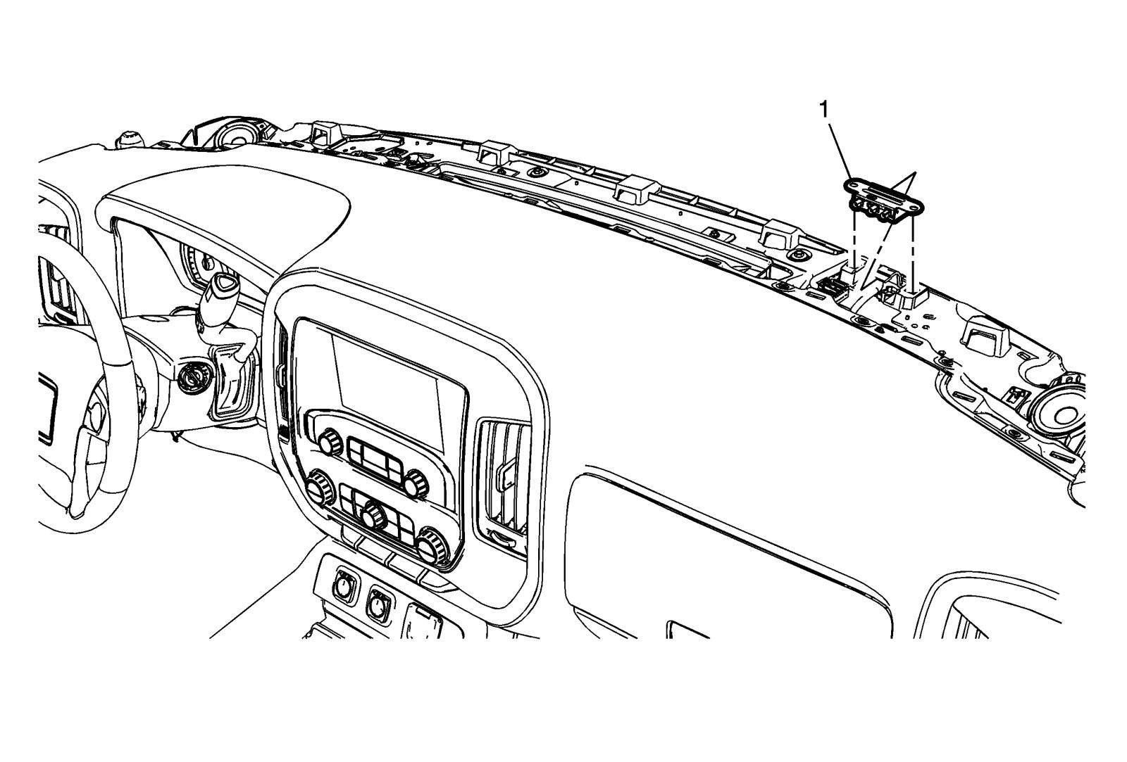 Upgrading an IO5 Non-Navigation Radio to an IO6 Navigation