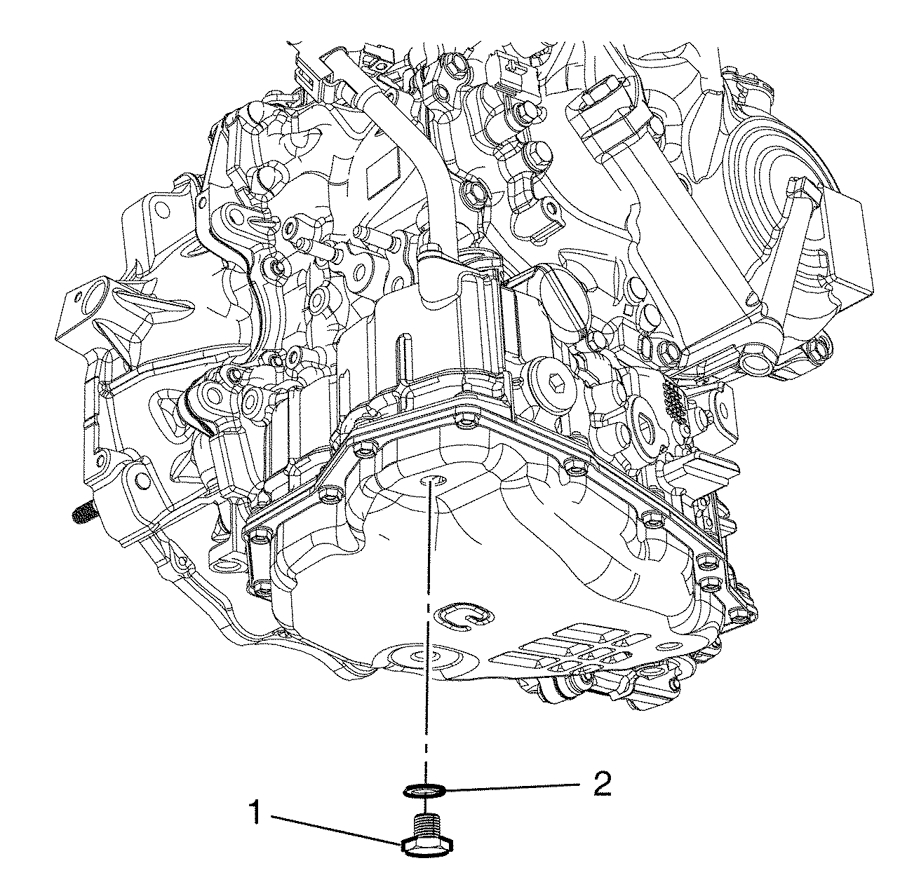 Jatco CVT Automatic Transmission