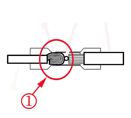 Air Bag Indicator Illuminated with DTC B0012 or B0013