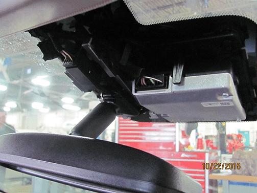 Reattach Rear View Mirror Hyundai