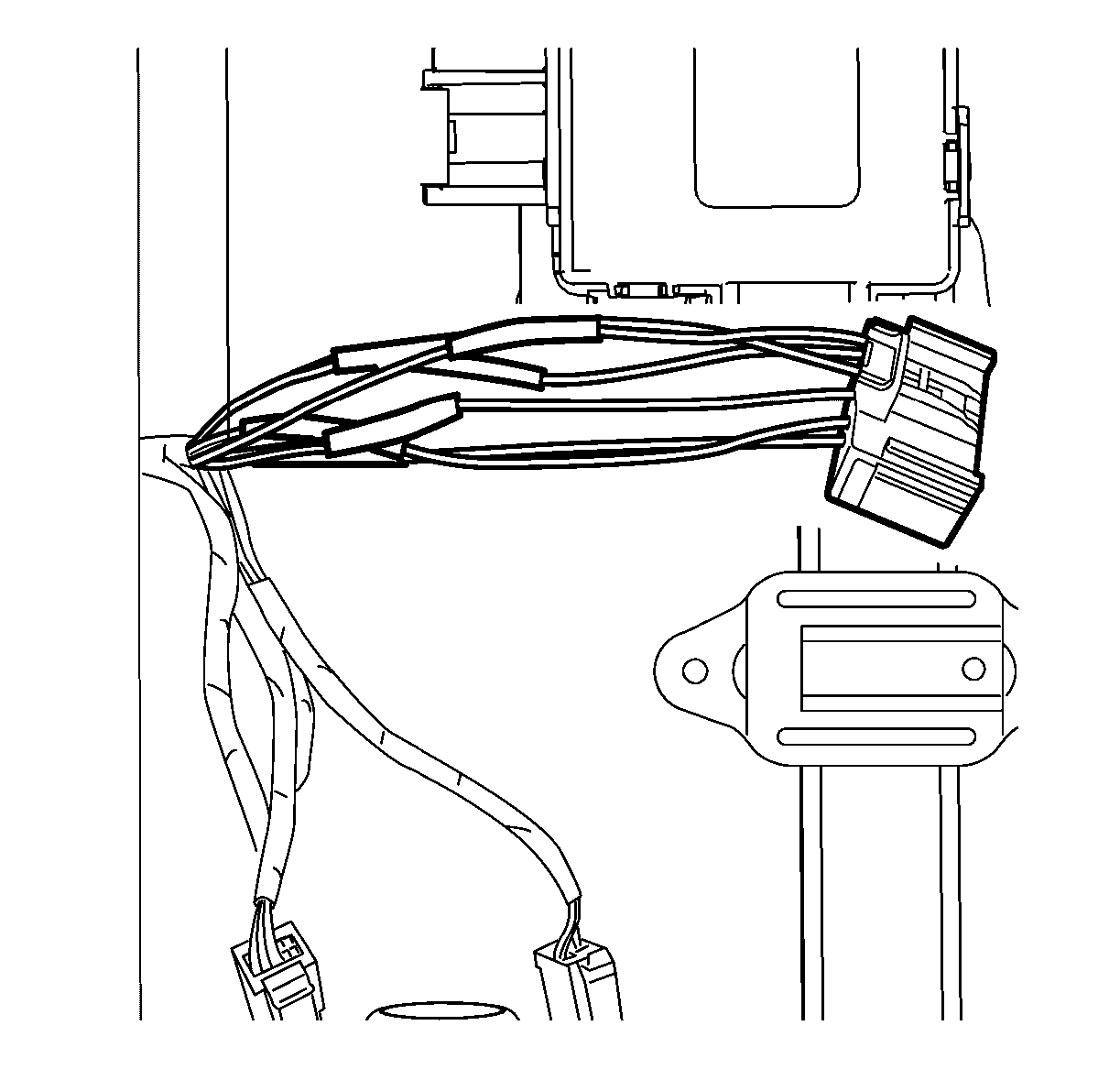 Automotive Wire Harness Wrap